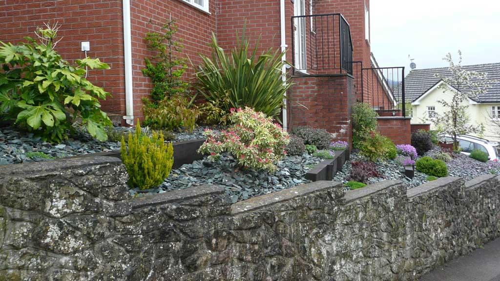 Front GardenRogerstone Gardens | Rogerstone Gardens|Cardiff Garden ...
