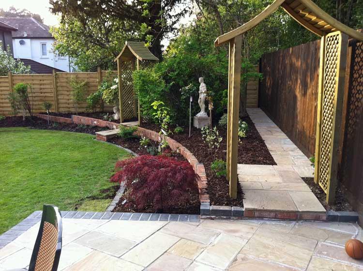 Cardiff Garden Design Wales Garden Design Planting Services