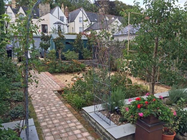 Bulbs Rogerstone Gardens Cardiff Garden Design Wales